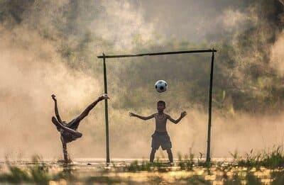 Pertanda Mimpi Menonton Pertandingan Sepak Bola